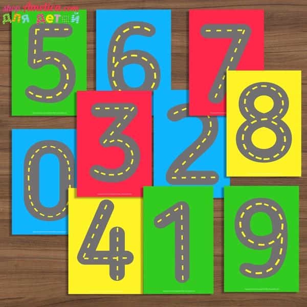игры с цифрами, игры учим цифры,