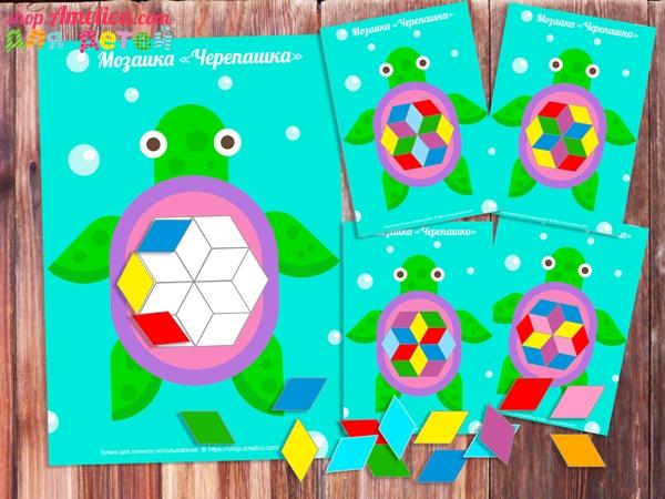 мозаика игра, игра головоломка для детей, игра из блоков