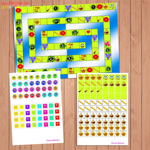 настольные игры распечатай и играй, настольные игры для детей распечатать