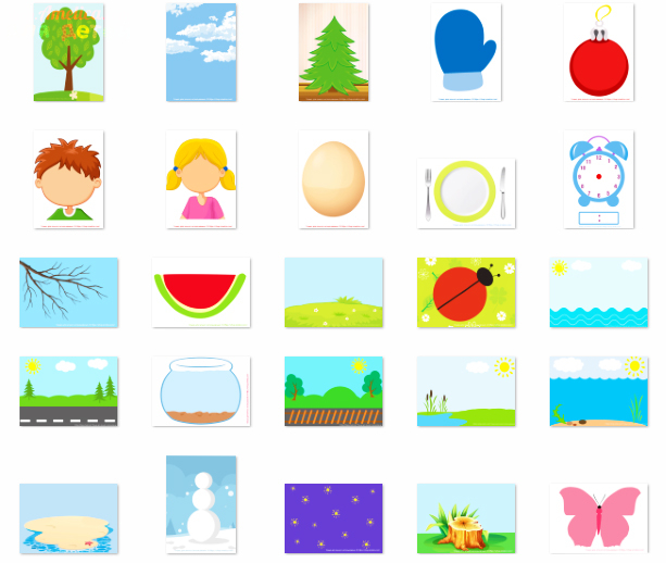 пластилиновые шаблоны, пластилиновые шаблоны для детей, шаблоны для пластилина