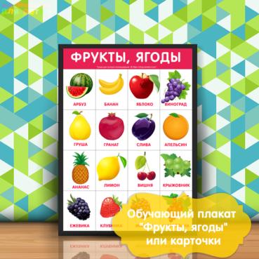 плакат для детского сада, картинки фрукты для детей, детские картинки фрукты
