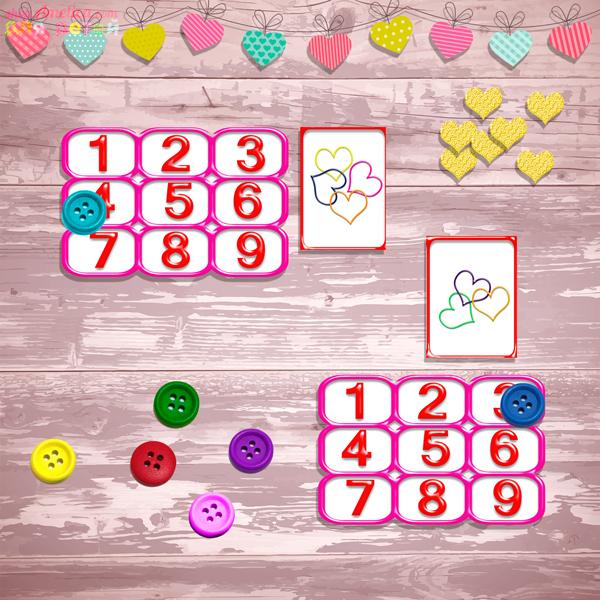 игра сосчитай-ка, учимся считать в игре