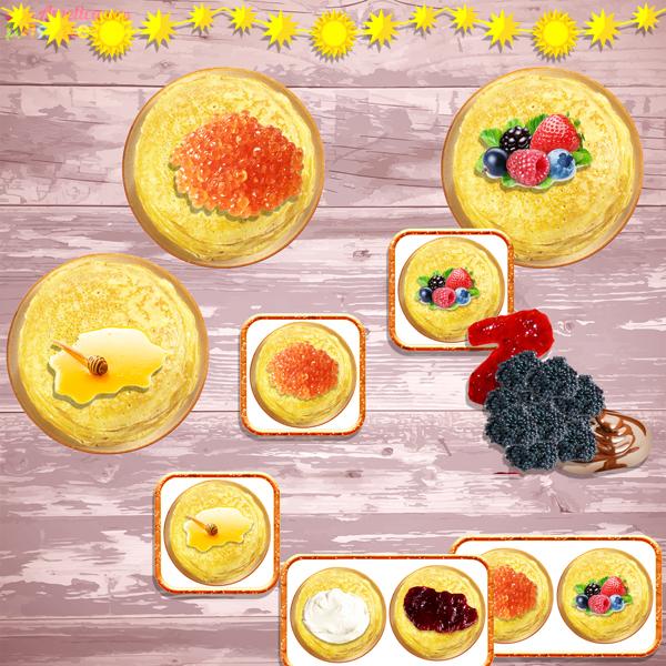 игры к масленице для детей, кулинарная развивающая игра, масленица для детей,