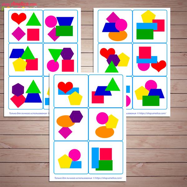 Игра на тренировку пространственного мышления, развитие внимания, развитие мышления, развитие интеллекта