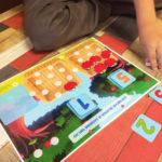 Игры умные липучки для детей. Развивающее игровое пособие «Сосчитай яблоки и запиши число»