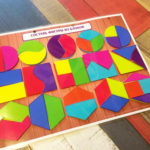 Игры умные липучки для детей. Дидактическая игра — головоломка «Составь фигуры из блоков».