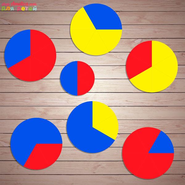 Настольные игры скачать для печати, игры на развитие цветовосприятия, развивающая игра