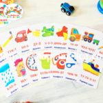 Логопедические карточки для развития речи малышей «Что как звучит — звукоподражание»